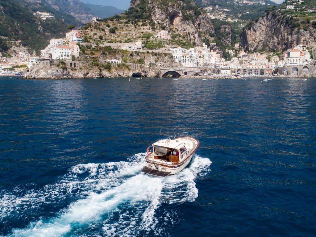 Costiera Amalfitana Positano & Amalfi