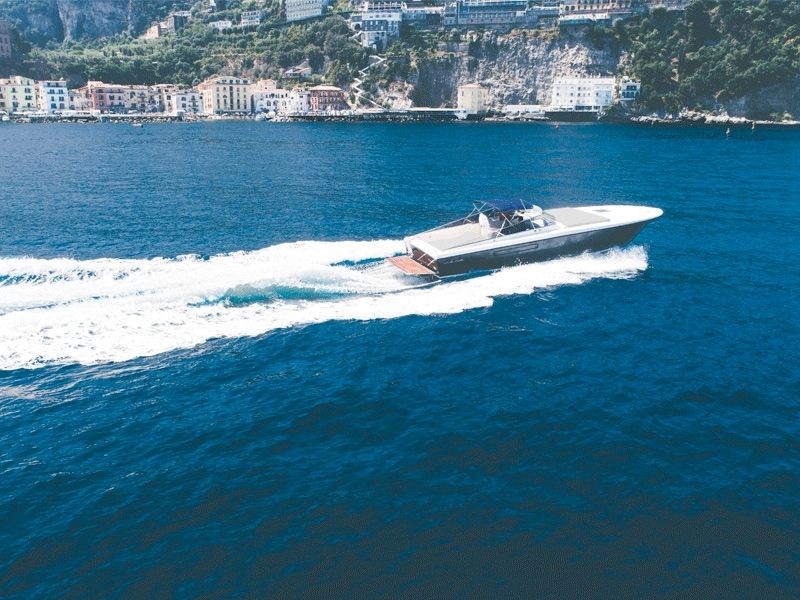 Las tres islas; Capri, Ischia y Procida