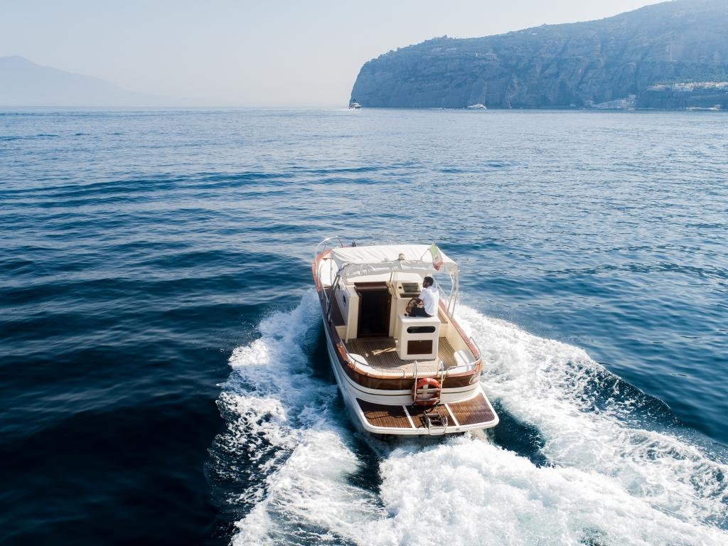 Départs de Capri