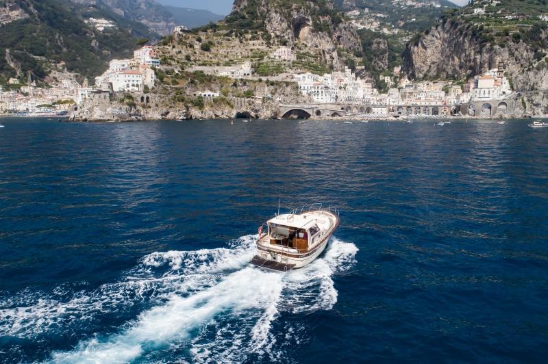 Departures from Positano