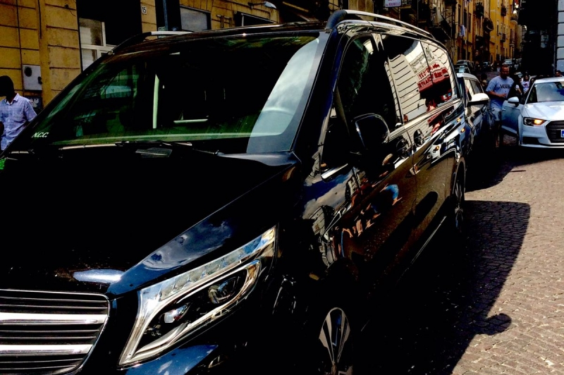 Car Transfer from Naples