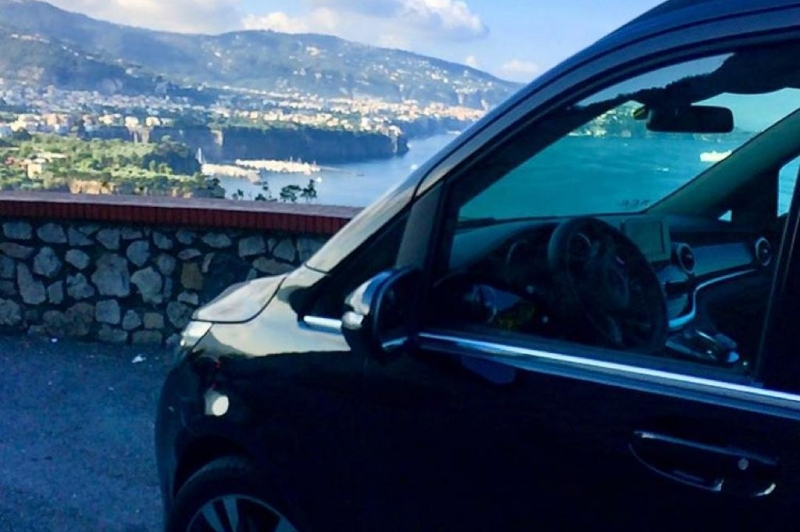 Car Transfer from Ravello