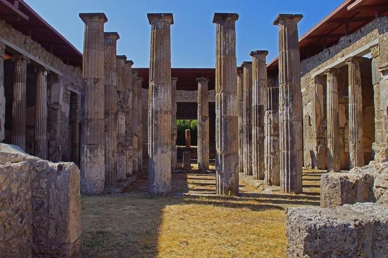Herculano y Capri