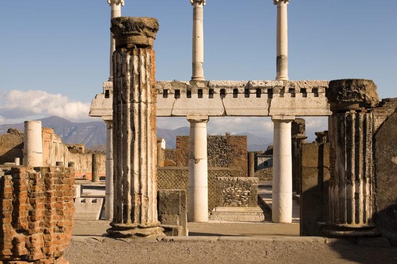 Pompei y Capri